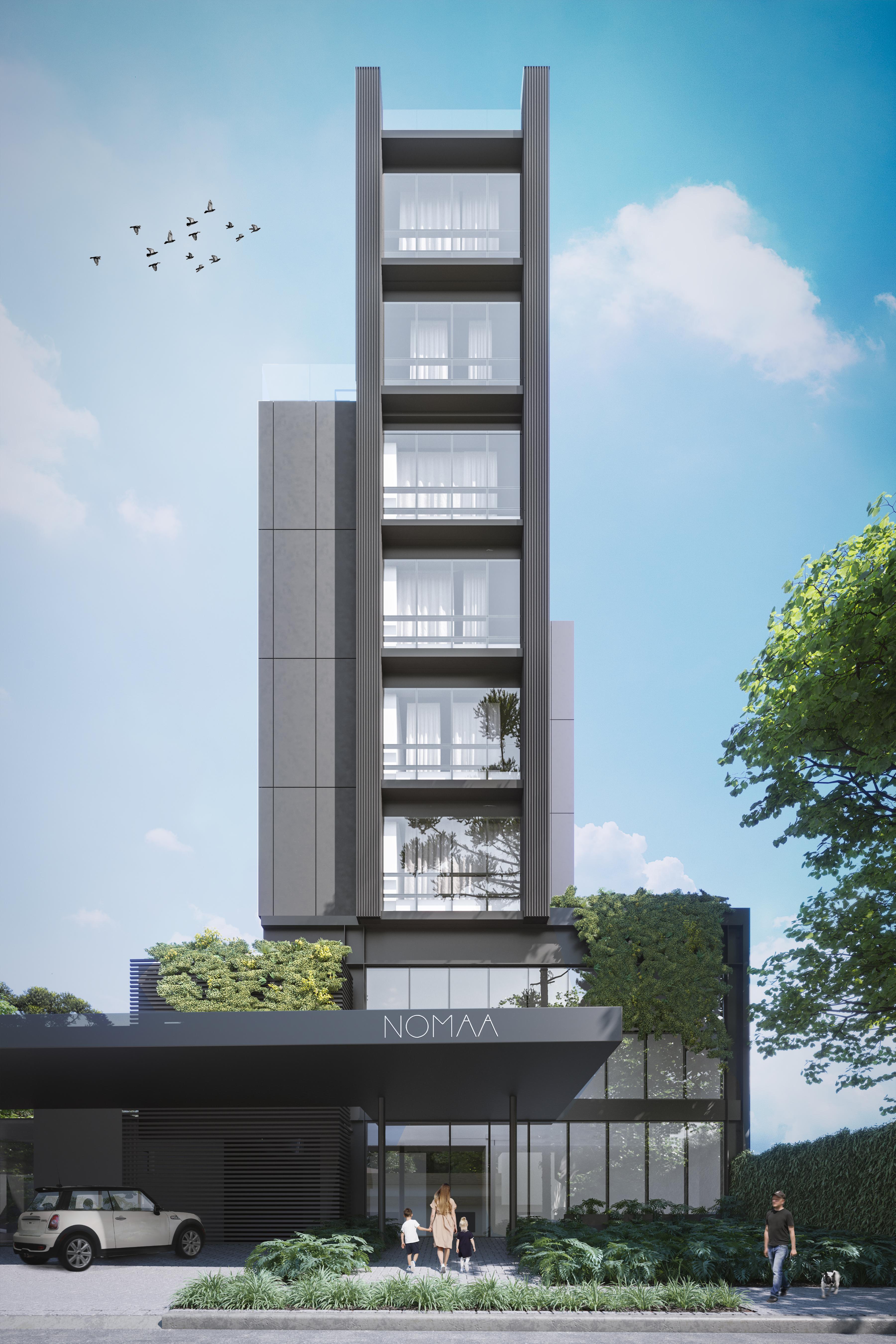 Projeto arquitetônico é da Smolka Arquitetura com interiores assinados por Fernanda Cassou.