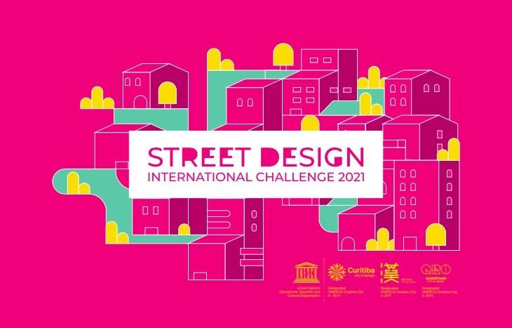 Curitiba realiza junto a Unesco o Desafio Internacional de Design de Rua.