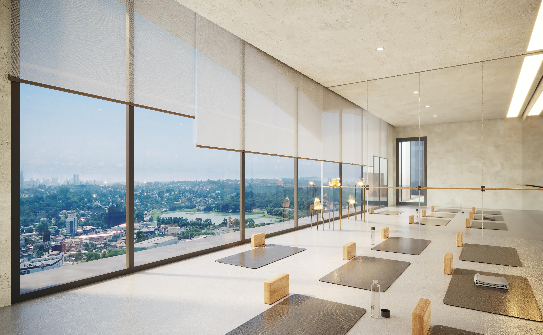 No AGE 360, da AG7 foram pensados espaços como sala de <em>mindfulness</em>, espaço <em>wellness</em> e sala da criatividade.