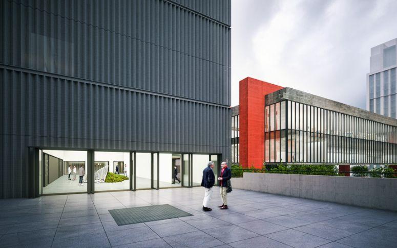 Batizado Pietro Maria Bardi, novo edifício tem previsão de inauguração para 2024.