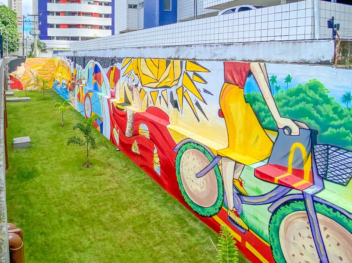 Gravite localizado em Recife.