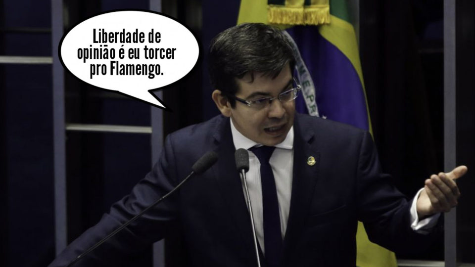 """""""Liberdade de opinião é eu torcer pro Flamengo"""": as frases da semana"""