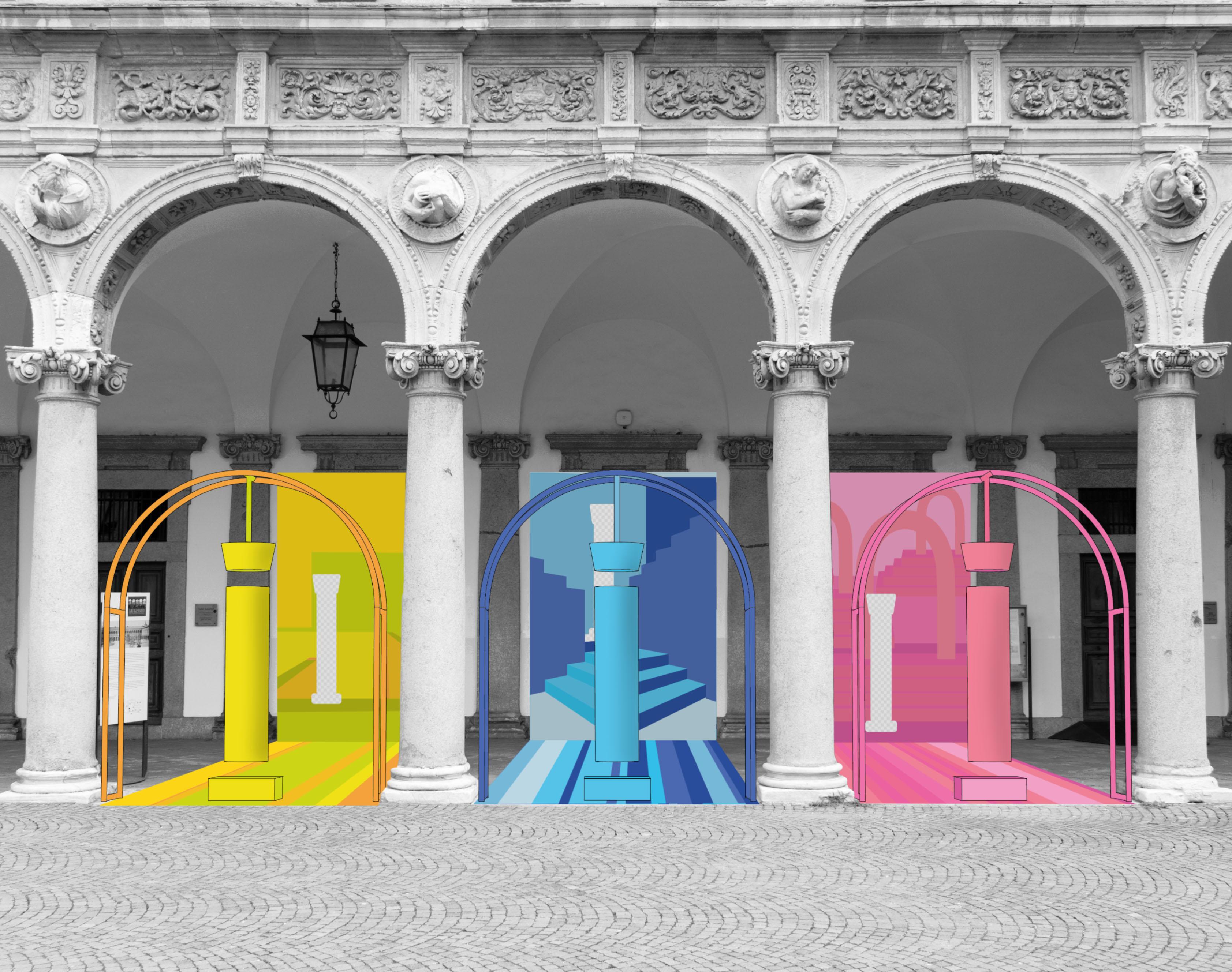 """High Intensity Design Training"", por Naba, Claudio Larcher e Sara Riccardi"