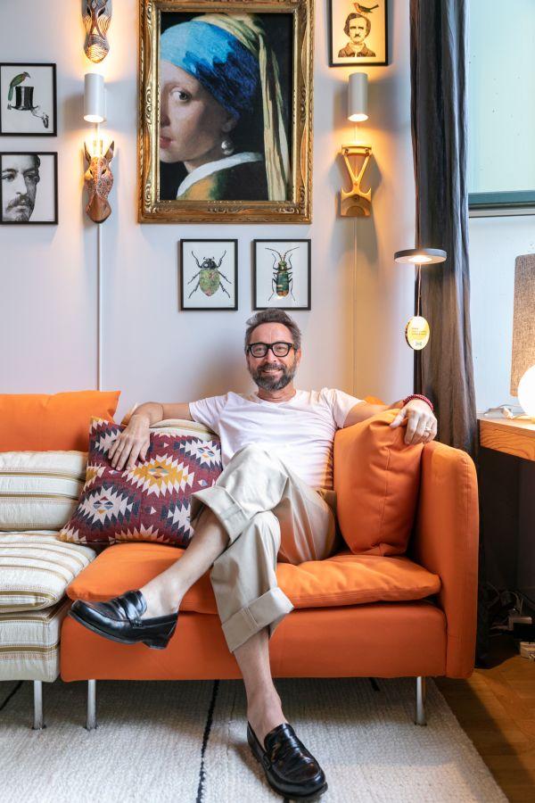 O designer italiano Alberto Costa e a Ikea Itália deram vida a uma casa do futuro.