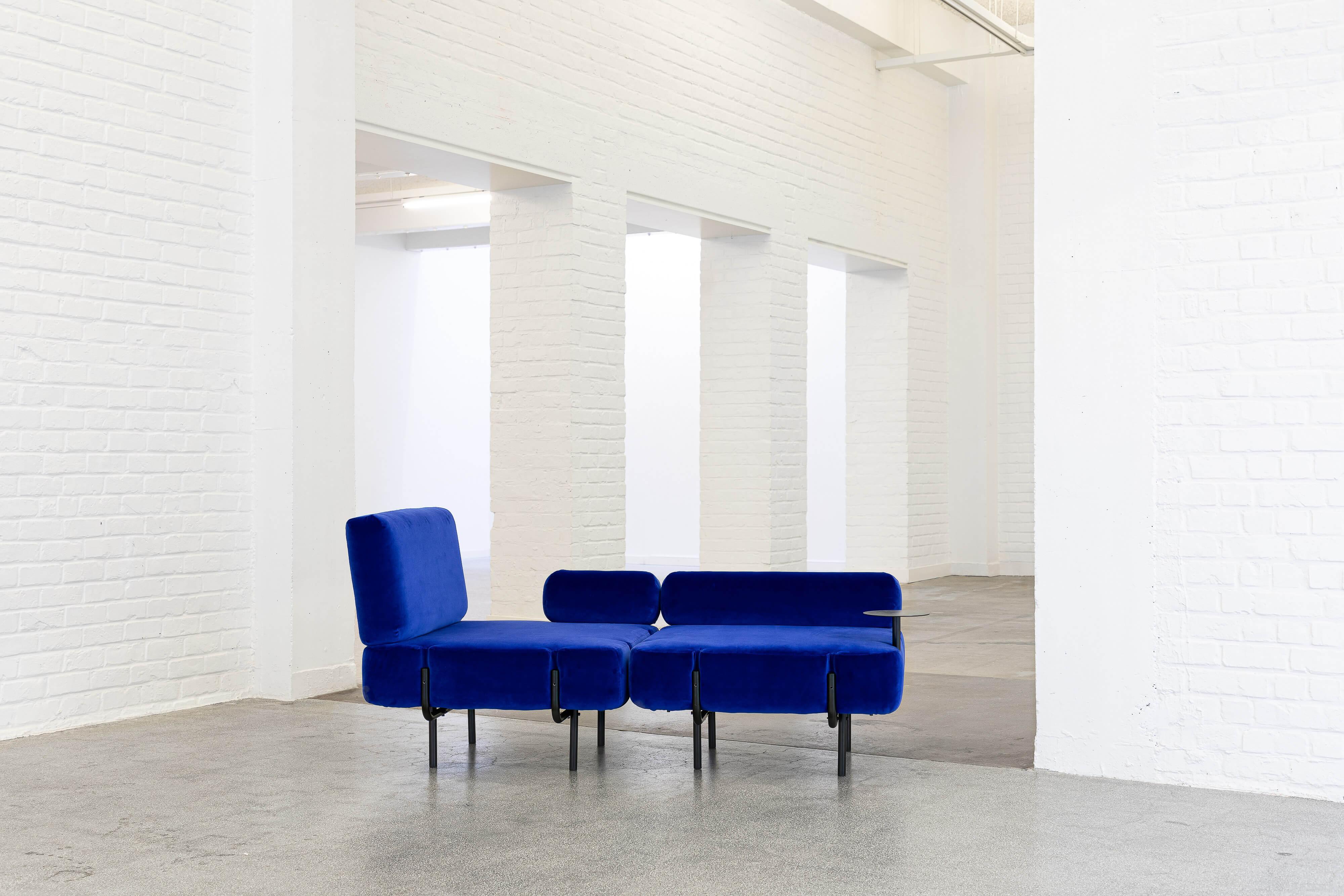 Adaptable Sofa, por Olivier-Vitry.