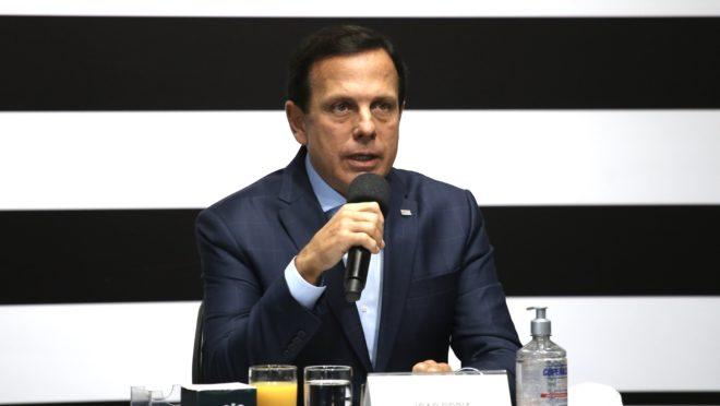 Datafolha: Governo Doria tem reprovação de 38% em SP