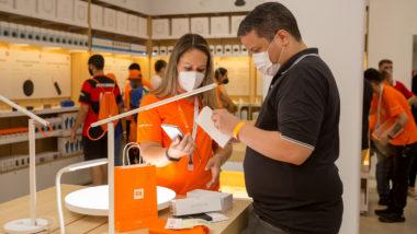 Curitiba ganha 1ª loja oficial da Xiaomi com descontos de até 50% em eletrônicos e produtos para casa