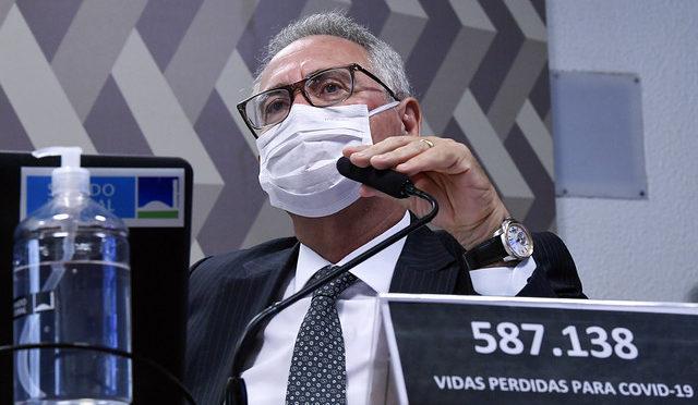 Como Renan vai tentar indiciar Bolsonaro no relatório final da CPI da Covid