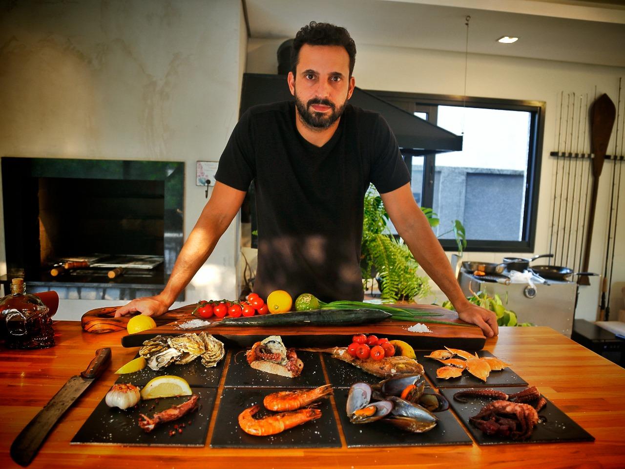 Depois do sucesso com a carne de porco, no Porks, Zé Netto investe em peixes e frutos do mar. Foto: Divulgação