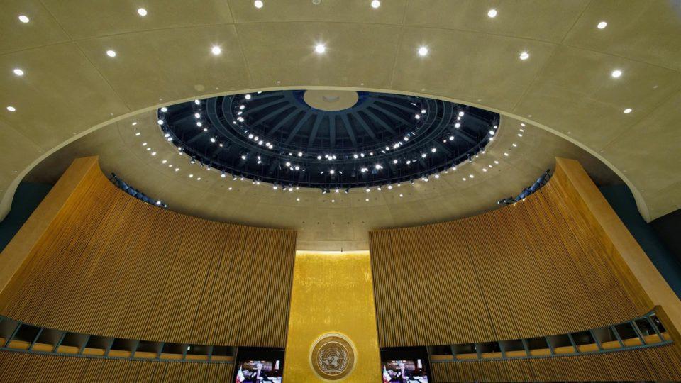 Talibãs pedem para discursar na Assembleia Geral da ONU