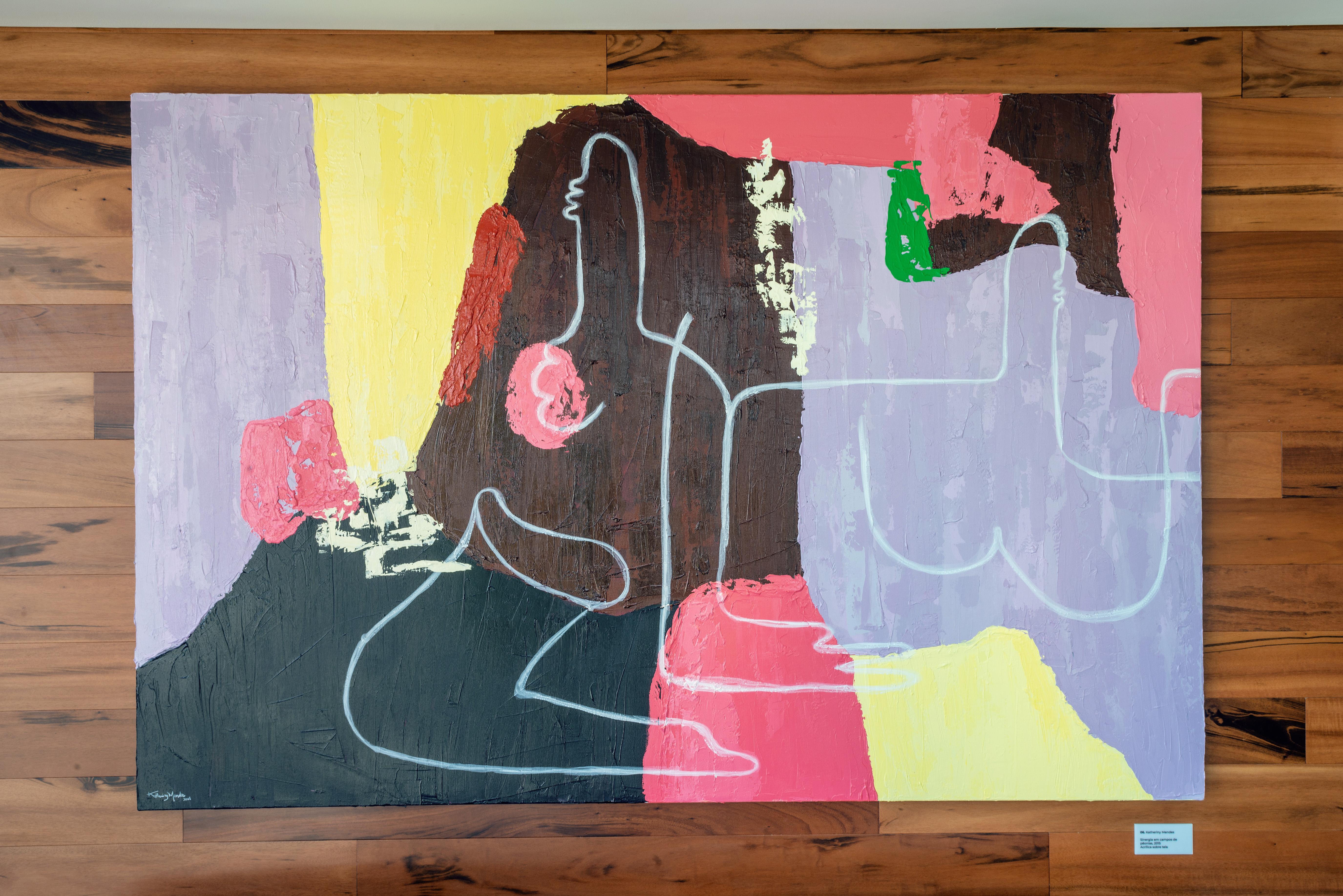 11 artistas paranaenses foram escolhidos para ajudar a criar uma atmosfera de tranquilidade e contemplação.