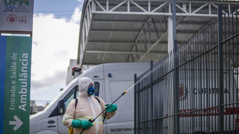Paraná passa de 1,5 milhão de casos de coronavírus durante a pandemia