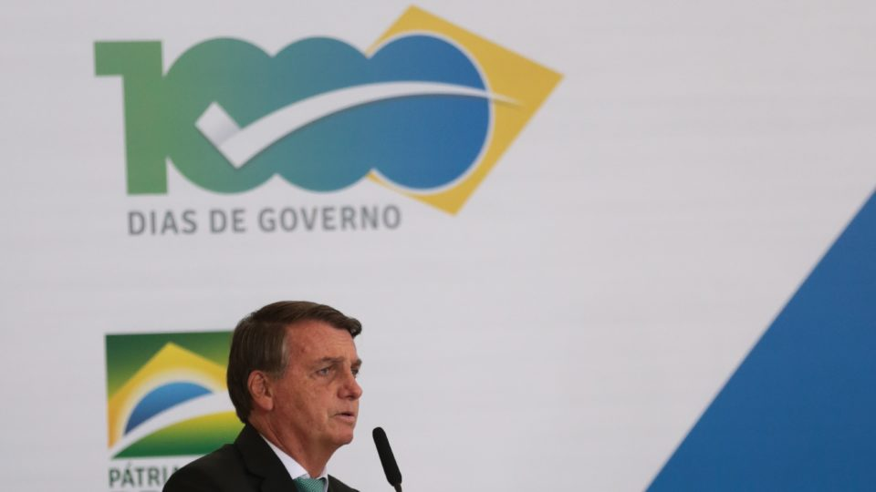 Mil dias se passaram desde que Bolsonaro tomou posse.