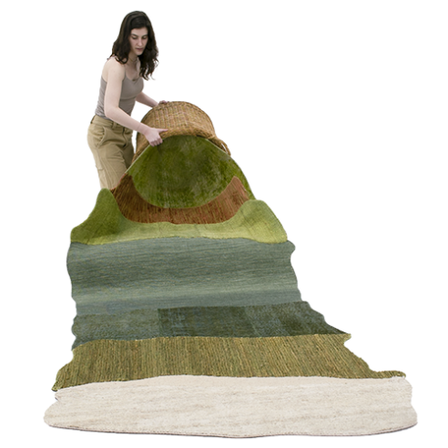 Tapete Milagres by Kamy, do designer Hening Kunow