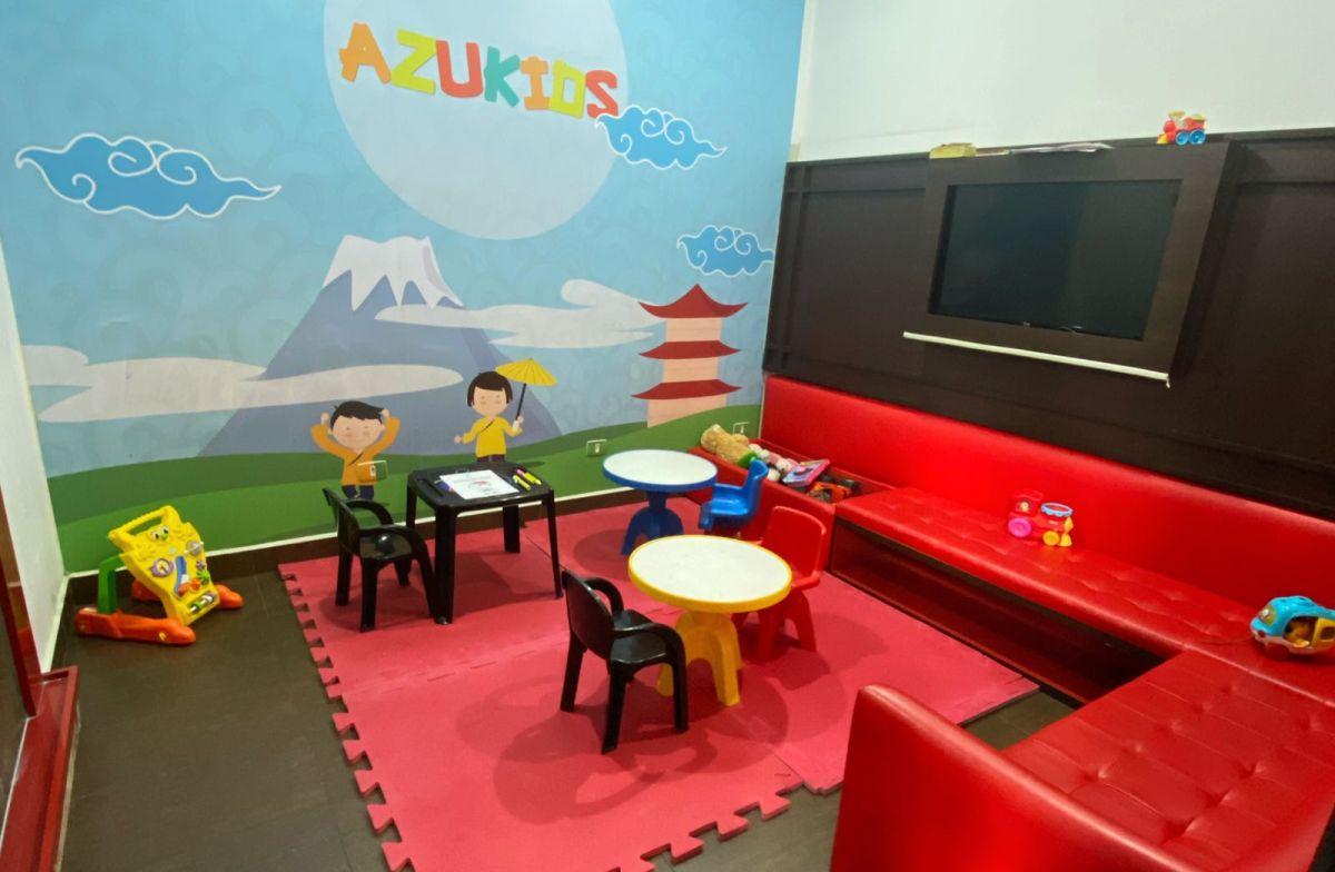 Espaço Kids Azuki