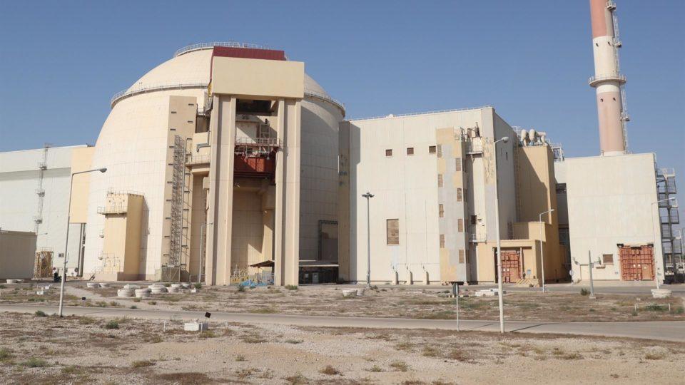 Usina nuclear de Bushehr, no Irã
