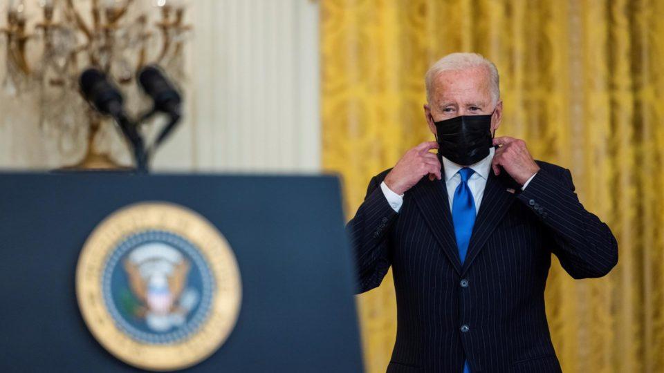 Representantes do partido de Joe Biden enviaram carta ao presidente americano com críticas a Bolsonaro