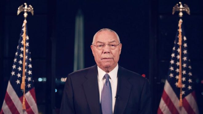 Colin Powell, ex-secretário de Estado dos EUA, morre de Covid-19 aos 84 anos