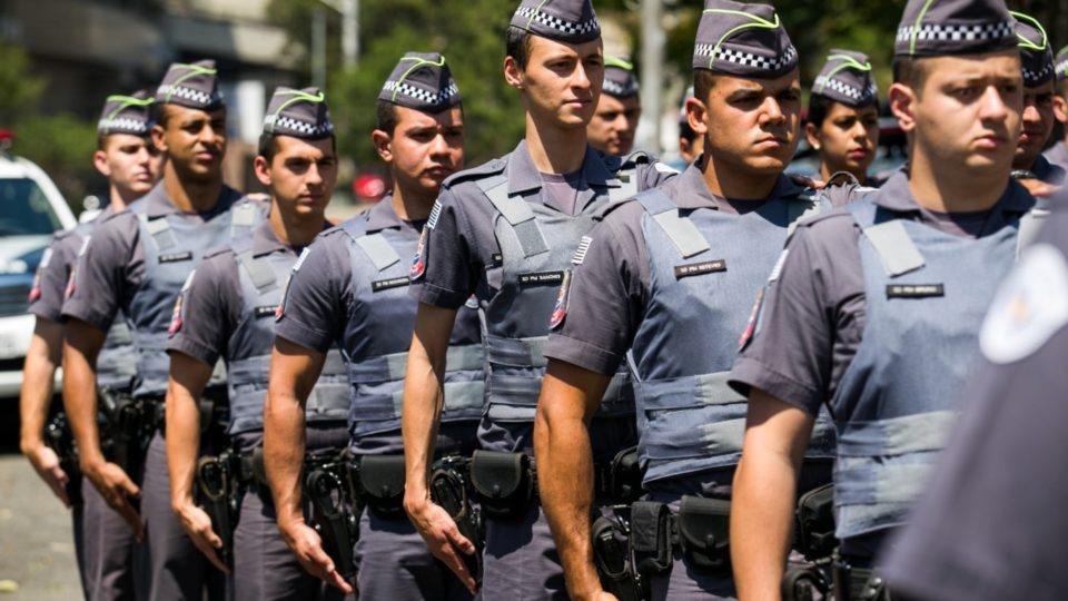 PMSP abre concurso com 2,7 mil vagas para soldado