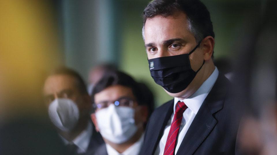 PSD anuncia Rodrigo Pacheco candidato à Presidência em 2022