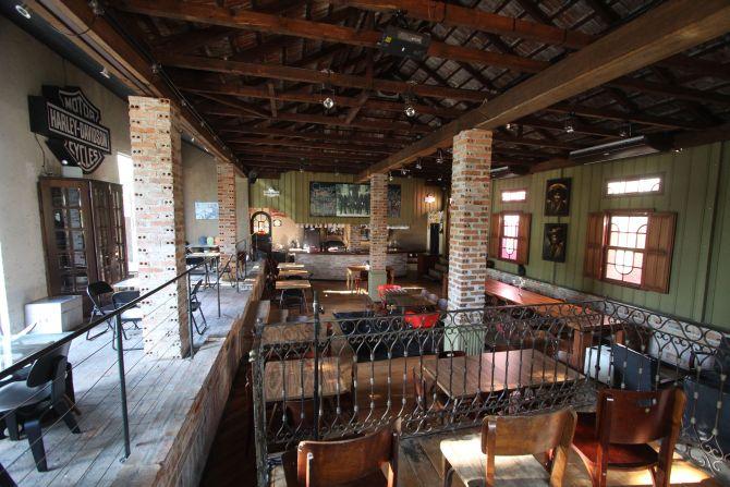 Dobrucki Pub. Foto: Daniel Castellano/Gazeta do Povo