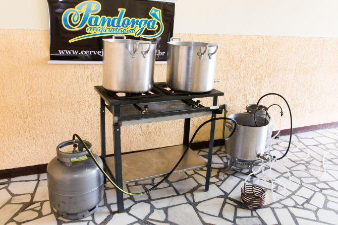 O investimento inicial para adquirir o equipamento básico é de cerca de R$ 500.