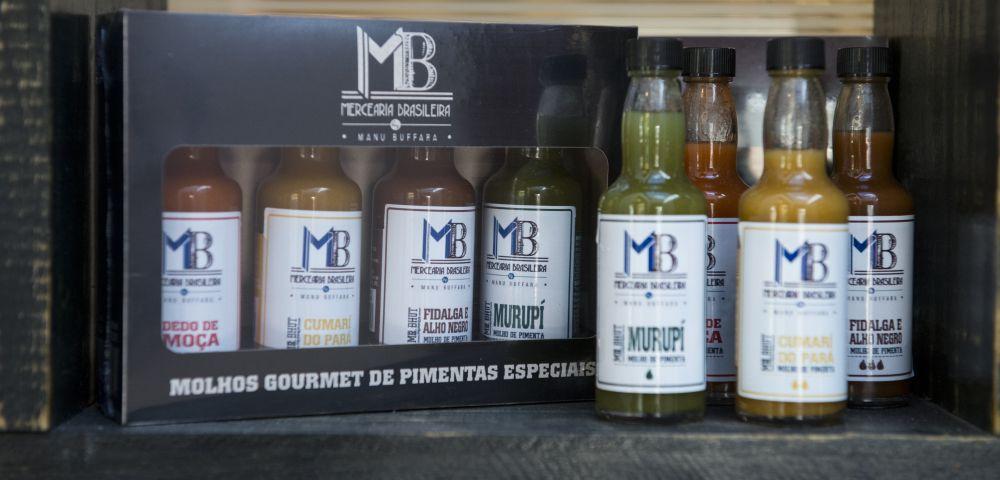Produtos artesanais são vendidos na MB Mercearia Brasileira. Foto: Henry Milléo / Gazeta do Povo.
