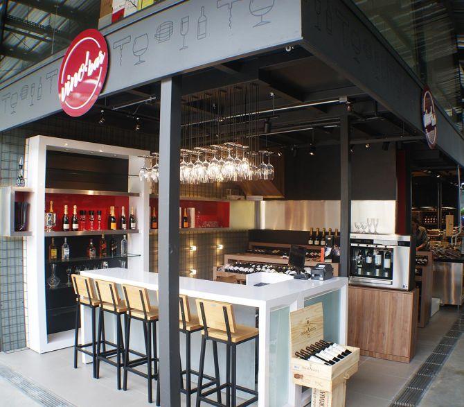 Conheça 3 wine bars em Curitiba