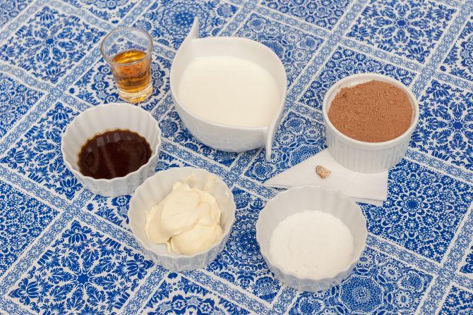 Ingredientes necessários para preparar a receita. Foto: Fernando Zequinão/Gazeta do Povo