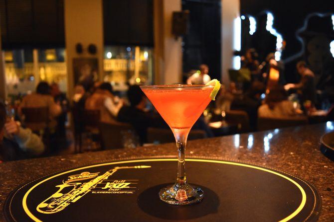 Cosmopolitan do Full Jazz Bar. Foto: Divulgação