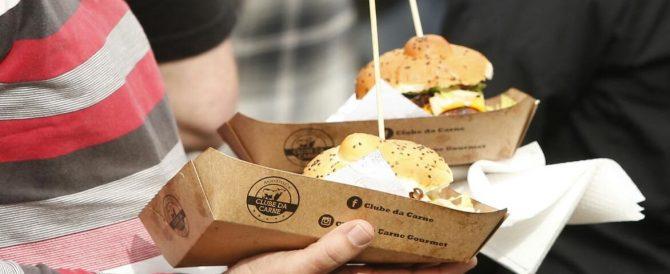 Monster Burger. Foto: Divulgação.