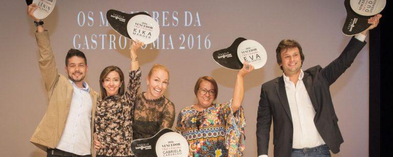 A nova constelação do Prêmio Bom Gourmet. Foto: Letícia Akemi / Gazeta do Povo.
