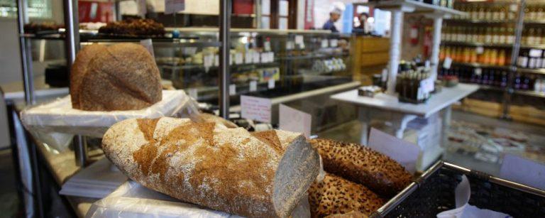 Pães com trigo paranaense começaram a ser vendido neste ano. Foto: Daniel Castellano/ Divulgação