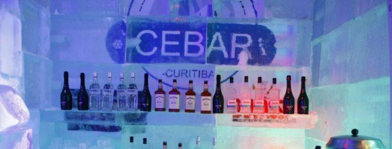 Confira o menu do Bar de Gelo em Curitiba