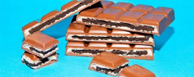 Oreo lança barra de chocolate Milka recheada