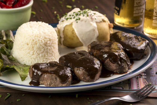 Guiness Steak. Foto: Divulgação