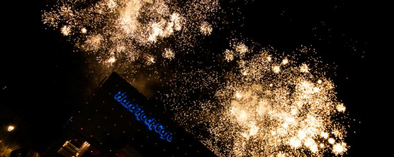 Restaurantes servem ceia de ano-novo em Curitiba
