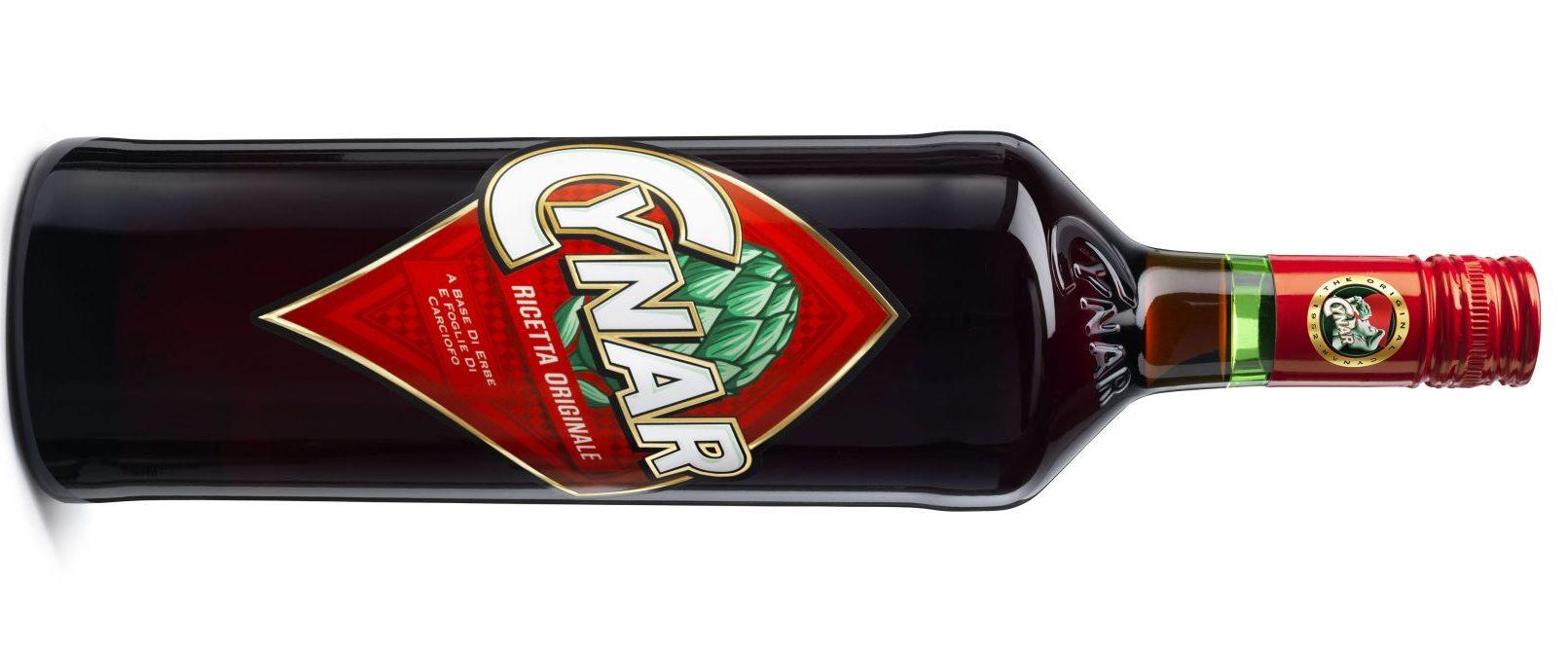 A garrafa de Cynar tem preço sugerido de R$ 19,90 no varejo. Foto: Divulgação.