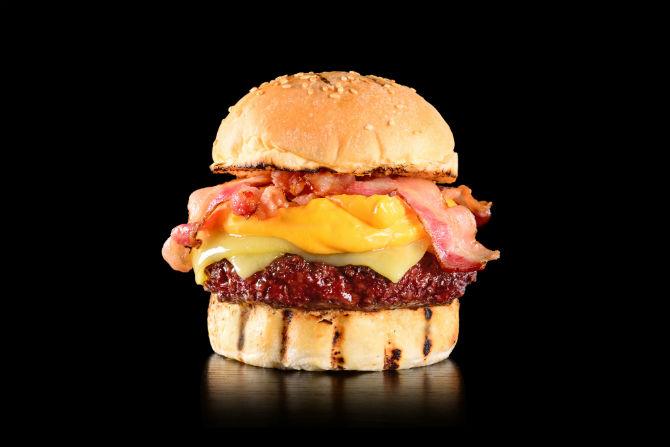 Hell Burger, um dos destaques do JPL. Foto divulgação.