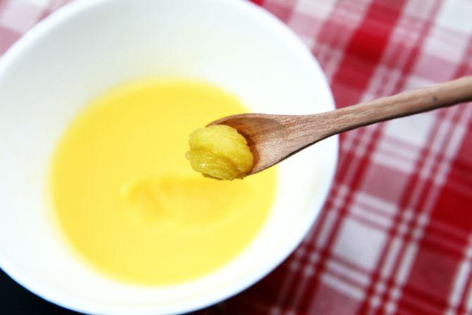 Manteiga clarificada pode ser usada até para passar no pão. Foto: André Rodrigues/Gazeta do Povo
