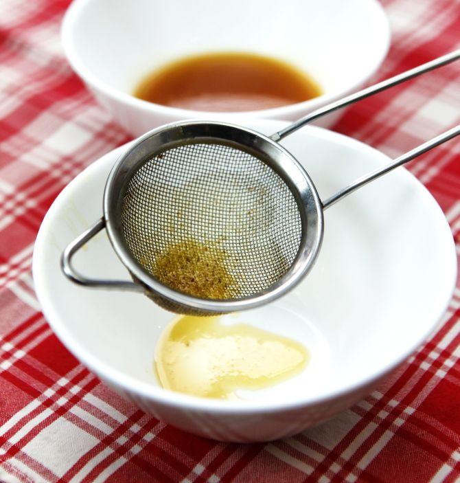Técnica de manteiga clarificada. Foto: André Rodrigues / Gazeta do Povo