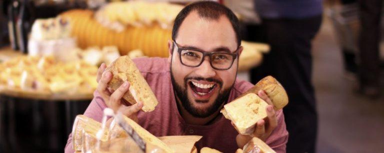 Chef de São Paulo que terá programa na HBO dá workshops em Curitiba