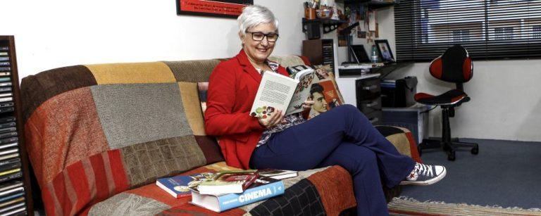 Meg Mamede, historiadora e produtora que está elaborando um festival sobre cultura alimentar. Foto: André Rodrigues / Gazeta do Povo