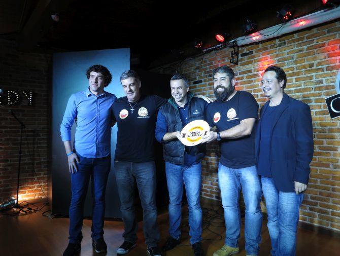 O bar Gordo & Magro conquistou o segundo lugar no Comida di Buteco 2017. Foto: Andrea Torrente/Gazeta do Povo.