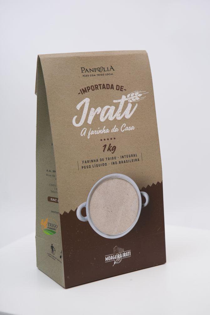 Farinhas de trigo, branca ou integral, são novidades no La Panoteca. Foto: Studio Borges Pinto/Divulgação.