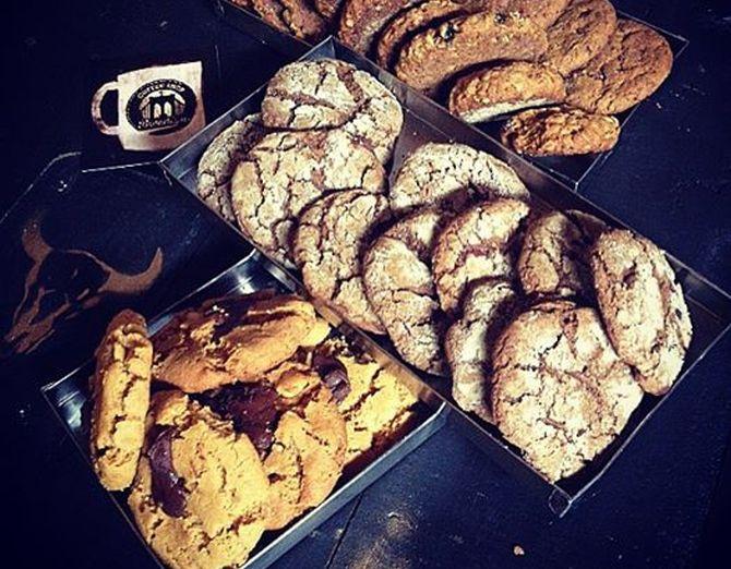 Cookies do Brooklyn. Foto: Divulgação