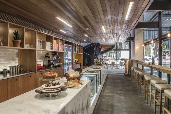Hoog Deli funciona no sistema das delicatessens americanas. Foto: Letícia Akemi/Gazeta do Povo