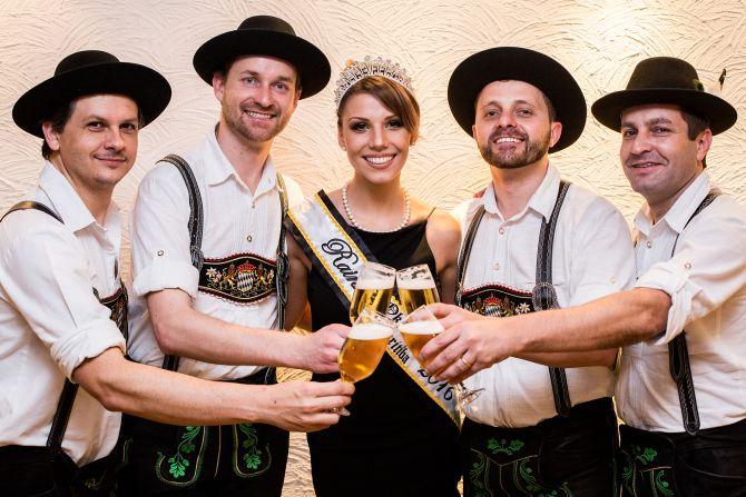 A maior festa alemã vai passar por cinco cidades paranaenses em 2017. Foto: Michel Campestrini.