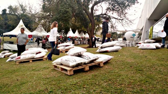 O evento tem mais de 200 rótulos de cervejas artesanais e muitos opções de gastronomia. O espaço junto ao gramado do MON convida a relaxar e aproveitar a festa.