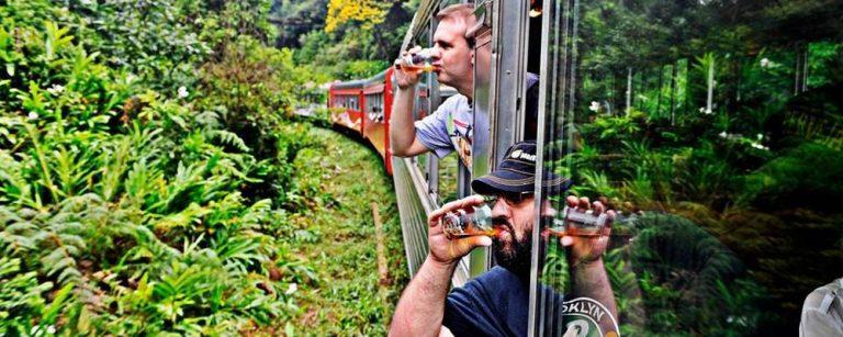 Fim de semana tem tour por 12 bares e passeio de trem regado à cerveja